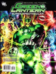 Green Lantern Super Spectacular 2011 #3