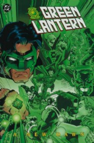 Green Lantern: a New Dawn 1998