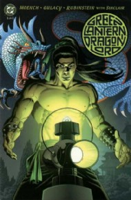 Green Lantern: Dragon Lord 2001 #1