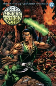 Green Lantern: Dragon Lord 2001 #2