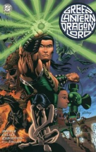 Green Lantern: Dragon Lord 2001 #3