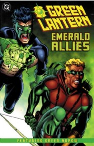 Green Lantern: Emerald Allies 2000