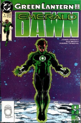 Green Lantern: Emerald Dawn #1