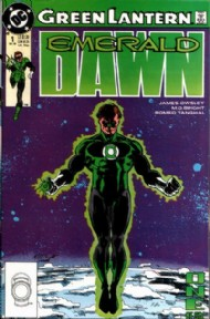 Green Lantern: Emerald Dawn 1989 - 1990 #1