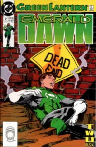 Green Lantern: Emerald Dawn 1989 - 1990 #2