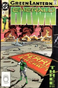 Green Lantern: Emerald Dawn 1989 - 1990 #3