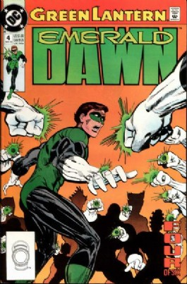 Green Lantern: Emerald Dawn #4