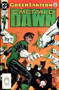 Green Lantern: Emerald Dawn 1989 - 1990 #4