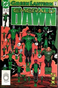 Green Lantern: Emerald Dawn 1989 - 1990 #6