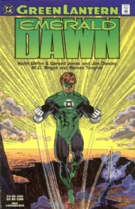 Green Lantern: Emerald Dawn 1989 - 1990