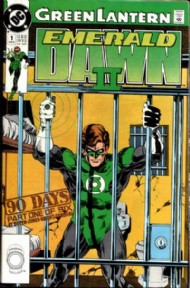 Green Lantern: Emerald Dawn Ii 1991 #1