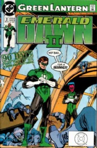 Green Lantern: Emerald Dawn Ii 1991 #2
