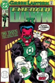Green Lantern: Emerald Dawn Ii 1991 #3