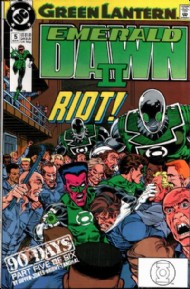 Green Lantern: Emerald Dawn Ii 1991 #5