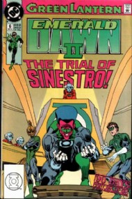 Green Lantern: Emerald Dawn Ii 1991 #6