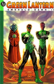 Green Lantern: Emerald Dawn Ii 1991 #0