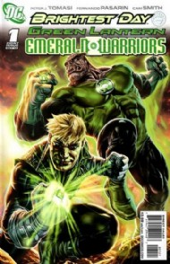 Green Lantern: Emerald Warriors 2010 - 2011 #1