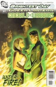 Green Lantern: Emerald Warriors 2010 - 2011 #2