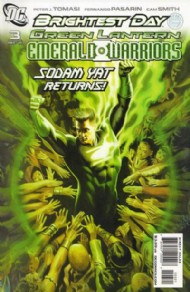 Green Lantern: Emerald Warriors 2010 - 2011 #3