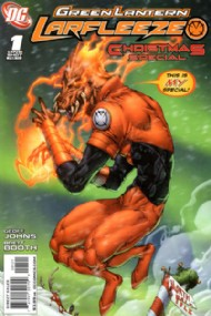 Green Lantern: Larfreeze Christmas Special 2011 #1