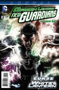 Green Lantern: New Guardians Annual 2013 #2