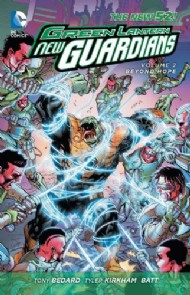 Green Lantern: New Guardians: Beyond Hope 2013 #2