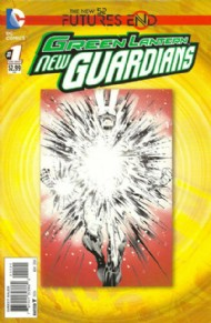 Green Lantern: New Guardians: Futures End 2014 #1