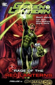Green Lantern: Rage of the Red Lanterns 2009