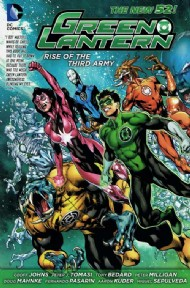 Green Lantern: Rise of the Third Army 2013