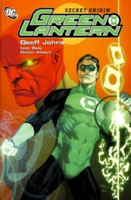 Green Lantern: Secret Origin 2008