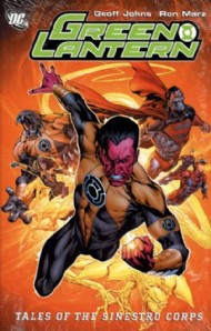 Green Lantern: Tales of the Sinestro Corps 2008