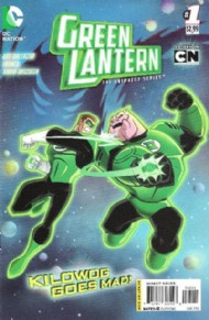 Green Lantern: the Animated Series 2012 - 2013 #1
