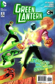 Green Lantern: the Animated Series 2012 - 2013 #2