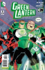 Green Lantern: the Animated Series 2012 - 2013 #3