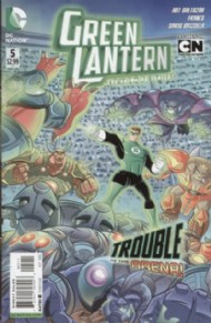 Green Lantern: the Animated Series 2012 - 2013 #5