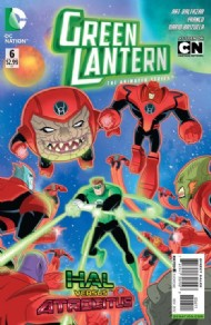 Green Lantern: the Animated Series 2012 - 2013 #6