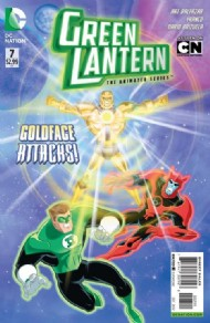 Green Lantern: the Animated Series 2012 - 2013 #7