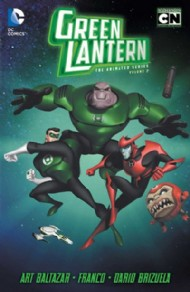 Green Lantern: the Animated Series 2012 - 2013