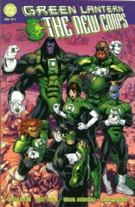Green Lantern: the New Corps 1999 #1