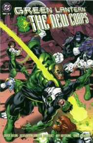 Green Lantern: the New Corps 1999 #2