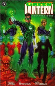 Green Lantern: the Road Back 1992 #0