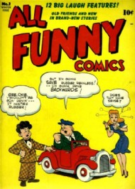 All Funny Comics 1944 - 1947 #1