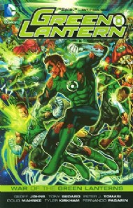 Green Lantern: War of the Green Lanterns 2011