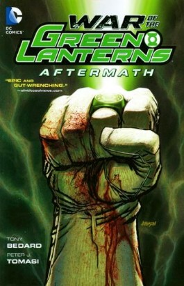 Green Lantern: War of the Green Lanterns: Aftermath