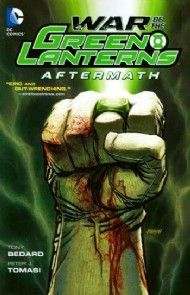 Green Lantern: War of the Green Lanterns: Aftermath 2012