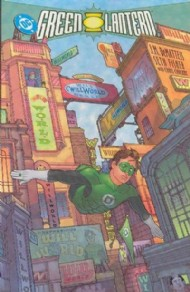Green Lantern: Willworld 2001