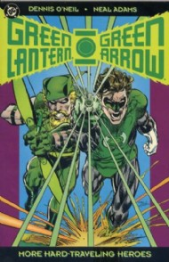 Green Lantern/Green Arrow: More Hard Travelling Heroes 1993