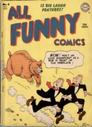 All Funny Comics 1944 - 1947 #4