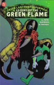 Green Lantern/Superman: Legend of the Green Flame 2000