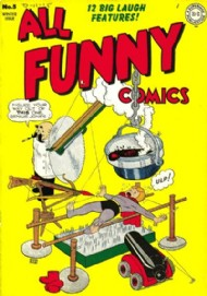 All Funny Comics 1944 - 1947 #5